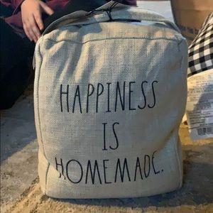 ✨NEW! Rae Dunn 'Happiness Is Homemade' Door Stop